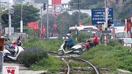 Nâng cao ý thức để giảm tai nạn giao thông đường sắt