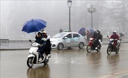 Từ đêm 7/2, khu Tây Bắc và Việt Bắc có mưa to cục bộ, đề phòng thời tiết nguy hiểm