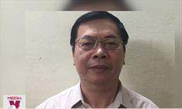 Gây thiệt hại nghiêm trọng 2.713 tỉ đồng, ông Vũ Huy Hoàng hầu tòa