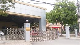 Khởi tố vụ án hình sự xảy ra tại Cục Quản lý thị trường Phú Thọ