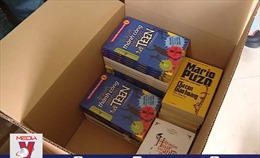Thu giữ hơn 30.000 cuốn sách có dấu hiệu in lậu