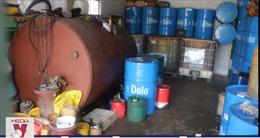 Sắp xét xử vụ sản xuất xăng giả tại Đắk Nông