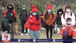 Bắt giữ 37 người nhập cảnh trái phép tại Lạng Sơn