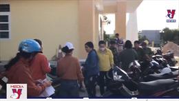 Chủ hụi hàng trăm tỷ đồng ở Bình Thuận bỏ trốn