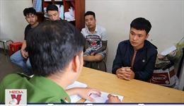 Tây Ninh bắt quả tang nhóm cho vay nặng lãi