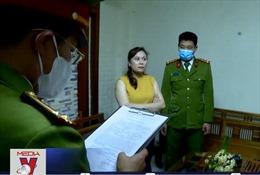 Khởi tố 4 bị can liên quan đến sai phạm tại Sở Y tế Sơn La