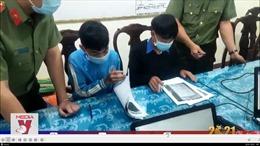 Xử phạt 3 học sinh chỉnh sửa, phát tán văn bản giả mạo