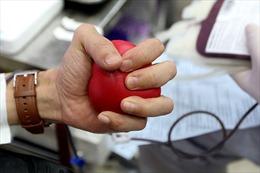 Gần 800 đơn vị máu được hiến trong ngày đầu Lễ hội Xuân hồng 2021