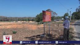 Xử lý vi phạm đất đai ở Phan Thiết