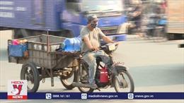 TP Hồ Chí Minh quyết dẹp xe tự chế cũ nát