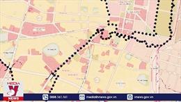Khu vực lõi ở 4 quận trung tâm Hà Nội được quy hoạch như thế nào?