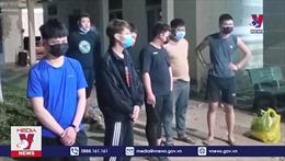 Trục xuất 9 người Trung Quốc nhập cảnh trái phép