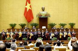 Quốc hội bầu 2 Phó Thủ tướng Chính phủ và một số Bộ trưởng, thành viên Chính phủ