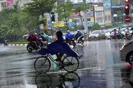 Bắc Bộ và Bắc Trung Bộ ngày có mưa rào và dông