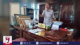 Mở rộng điều tra, bắt tạm giam Phó Chủ tịch thường trực HĐND thị xã Nghi Sơn