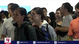 Ùn tắc tại sân bay Tân Sơn Nhất – đâu là lý do?