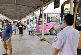 Tầm nhìn quy hoạch, quản lý bến xe tại Hà Nội - Bài 1: Mạnh tay xử lý vi phạm trá hình