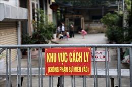 Hà Nội phong tỏa ngõ 83 đường Dục Nội, nơi ở của ca bệnh số 2.911