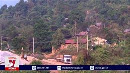 Huyện Sìn Hồ chủ động di dân ra khỏi vùng nguy cơ sạt lở