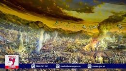 Bức tranh Panorama Chiến dịch Điện Biên Phủ