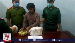 Kon Tum bắt giữ đối tượng vận chuyển 2 kg ma túy