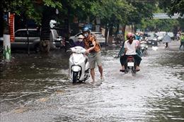 Thời tiết ngày 10/6: Bắc Bộ, Thanh Hóa và Nghệ An tiếp tục có mưa to đến rất to