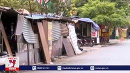 Khu đô thị Thành phố Giao lưu bị lấn chiếm trái phép