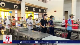 Mô hình 'doanh nghiệp an toàn với COVID-19' ở Bắc Giang