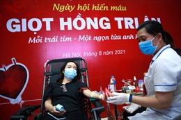 Dịch COVID-19 bùng phát, ngân hàng máu 'kêu cứu'