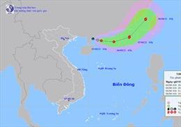 Thời tiết ngày 3/8: Bắc Bộ và Trung Bộ nắng nóng kéo dài, áp thấp nhiệt đới trên biển
