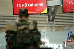 Gần 300 bác sĩ, học viên Quân y lên đường vào TP Hồ Chí Minh chống dịch