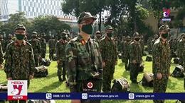 Dồn tổng lực chi viện cho TP hồ Chí Minh và các tỉnh phía Nam