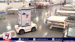Đưa robot vào điều trị bệnh nhân COVID-19 nặng