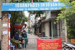 Phong tỏa, lấy mẫu xét nghiệm khu vực 4.000 dân vì người phụ nữ bán bún ốc dương tính SARS-CoV-2