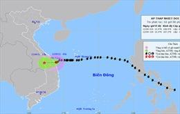 Thời tiết ngày 12/9: Mưa lớn ở khu vực Quảng Bình đến Bình Định và Bắc Tây Nguyên