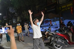 Hà Nội dỡ bỏ phong tỏa ổ dịch lớn nhất tại quận Thanh Xuân