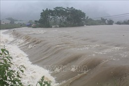 Thời tiết ngày 3/10: Nam Trung Bộ, Tây Nguyên và Nam Bộ có mưa to, có nơi mưa rất to