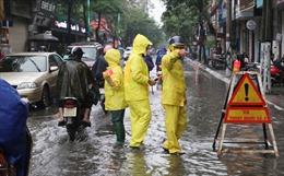 Thời tiết ngày 1/5: Bắc Trung Bộ có mưa, đề phòng sét, mưa đá