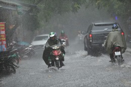 Thời tiết ngày 12/8: Mưa dông lớn cục bộ ở Bắc Bộ, Tây Nguyên và Nam Bộ