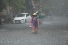 Thời tiết ngày 13/9: Các tỉnh Trung Trung Bộ và Nam Bộ mưa lớn