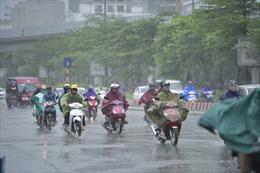 Ảnh hưởng của không khí lạnh, Bắc Bộ và Trung Bộ mưa lớn diện rộng