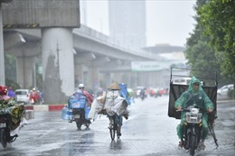 Thời tiết ngày 9/10: Bắc Bộ và Bắc Trung Bộ có nơi mưa to đến rất to