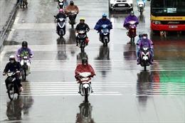Ảnh hưởng của không khí lạnh, Bắc Bộ đến Trung Trung Bộ có mưa dông và rét