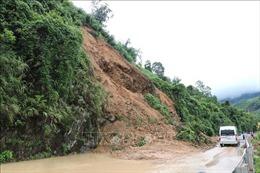 Đề phòng lũ quét, sạt lở đất từ Thanh Hóa đến Quảng Bình