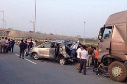 Xét xử vụ xe container đâm xe Innova lùi trên cao tốc khiến 4 người chết gây nhiều tranh cãi