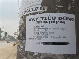 'Tín dụng đen' tại Hà Nội diễn biến ngày càng phức tạp