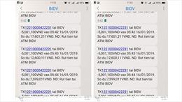 BIDV nói gì về vụ tài khoản ATM bỗng nhiên 'bốc hơi' 40 triệu đồng?