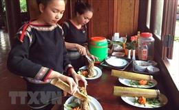 Canh bột lá yao – món ăn truyền thống ngày Tết của người Ê Đê