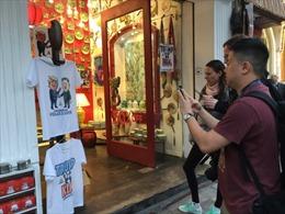 Nhiều dịch vụ ở Hà Nội hưởng ứng Hội nghị thượng đỉnh Mỹ - Triều Tiên lần 2
