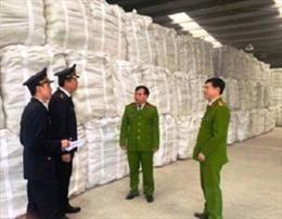 Yêu cầu làm rõ vụ giả nhãn mác bao bì hơn 18.000 tấn xi măng